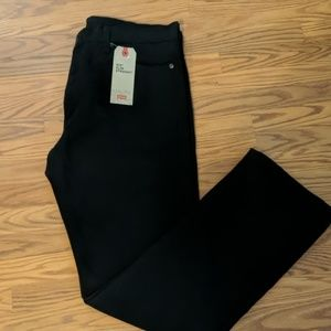 Levi's 513 new with tags, slim straight jeans